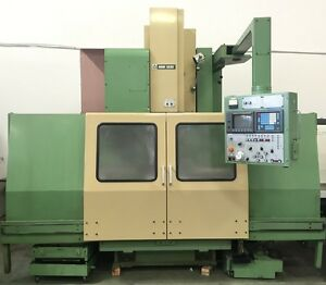 Mori Seiki Mv55 50 Cnc Vertical Machining Center 4 Axis Vmc Haas Mazak Mv Mill