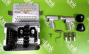 Stryker System 5 Power Drill Saw Set Surgical Rotary Sagittal 4203 4208 4115