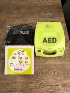 Zoll Aed Plus new W Cpr d padz Cover Carry Case