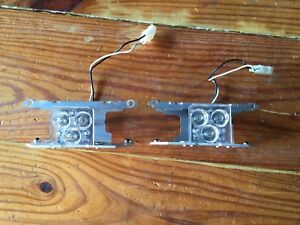 Pair Of Whelen Liberty Lr11 Led Alley Modules Patriot