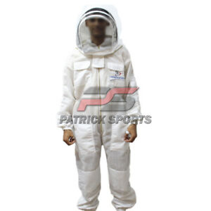 3 Layer Mesh Ultra Ventilated Beekeeping Bee Suit