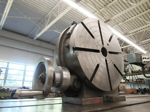 Troyke U 15 Horizontal Vertical Rotary Table