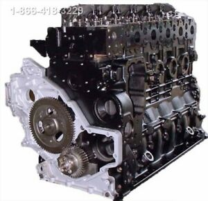 Isb 5 9 Cummins Remanufactured Engine For Dodge Ram Common Rail Injection