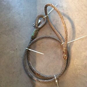 1 X 111 Wire Rope Sling Chocker Cable