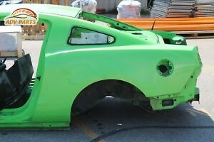 2010 2014 Ford Mustang Gt Coupe Rear Left Side Body Quarter Panel Cut Oem