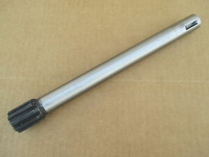 Hydraulic Pump Drive Shaft For Ford Golden Jubilee Naa Nab