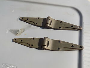Nos Wwii Military Halftrack Dodge Wc Scout Car Tank Door Hood Latches