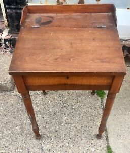 Small Primitive Slant Master Desk