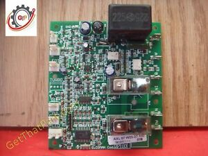 Kobra 260 Hs 6 E s Paper Shredder Oem Main Control Pcb Board Assembly