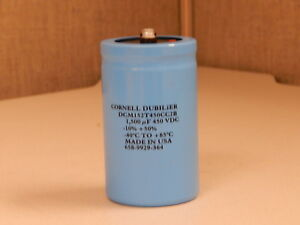 Cornell Dubilier Capacitor Dcm152t450cc2b Used moving Sale