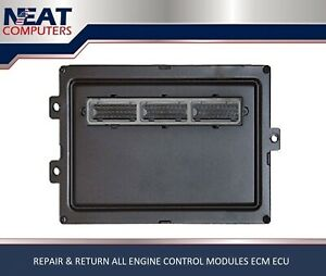 Jeep Wrangler Ecm Ecu Pcm Pcu Engine Control Module Jeep Ecm Repair