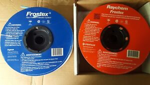 Raychem Frostex 310265 100 Ft Self Regulating Heating Cable Partial Roll
