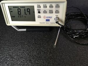 Fw Bell Sypris 6010 Gauss Hall Effect Gaussmeter