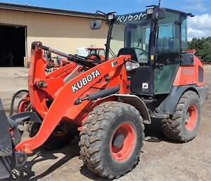 Genuine Kubota 2014 R630 R630r43 Wheel Loader