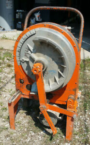 Ensley 666 Electric Conduit Pipe Bender With Extras