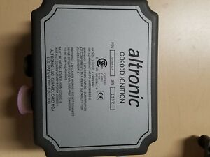 Altronic Cd200d Ignition For Large Industrial Diesel Engine P n 791090 121