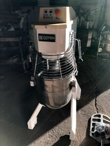 Used Doyon 60 Quart Mixer