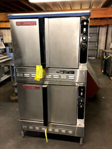 Used Blodgett Double Convection Oven