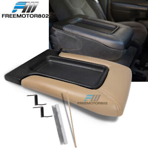 Fits Escalade Chevy Silverado Yukon Sierra Center Console Lid Repair Kit Beige