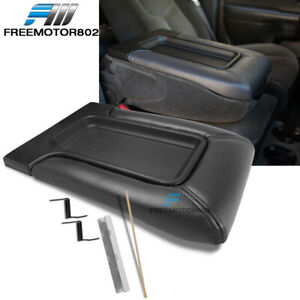 Fits Escalade Chevy Silverado Yukon Sierra Center Console Lid Repair Kit Gray