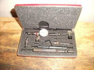 Starrett Last Word Indicator 711 With Case And Attachments