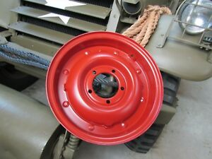 Jeep Willys Mb Gpw Combat Rim Split Rim Heavy Built Reproduction G503