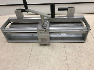 Clipper Roller Lacer 24 Capacity Conveyor Belt Lacing Tool Rl 24