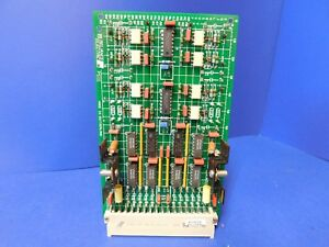 Reliance Electric Gd 720 06 00 a Psic Control Card