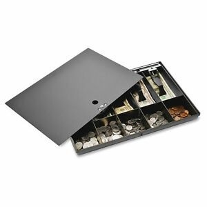 Sparco Locking Cover Money Tray 1 each