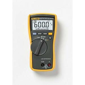 113 True rms Utility Multimeter