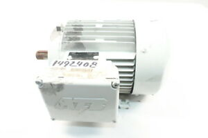 Atb A80 4a 11 Ac Electric Motor 0 55kw 1680rpm 3ph 240 480v ac