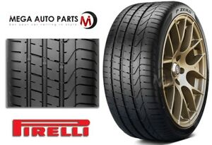 1 X New Pirelli Pzero 295 30zr20 101y N0 Xl High Performance Tires