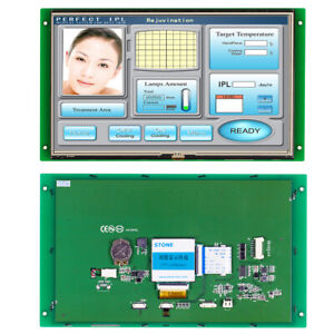 Inteligent 10 1 tft Lcd Module With Kernel Driver Serial Interface