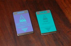 Tds Survey Pro Card And 512k Ram Card For Hp 48gx Calculators