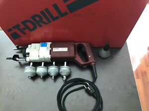 T drill Tee T 30 Copper Pipe Drill Worldwide Free Ship