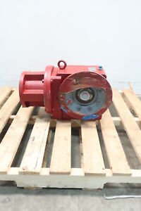 Stober Drives K613af0160mr306 250 15 9 1 Right Angle Gear Reducer