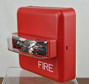 New Siemens Fire Alarm Strobe Part 500 636169 Zr mc r