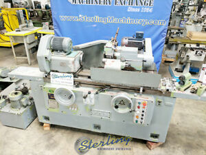 10 X 23 Used Yam Universal Cylindrical Grinder a4603