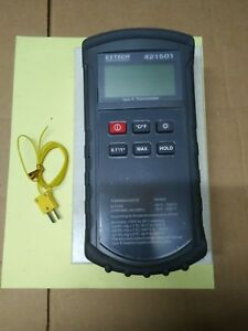 Extech 421501 K type Thermometer New Old Stock