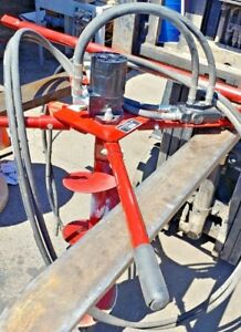 Little Beaver Hydhdl Hydraulic Post Hole Digger W Auger Bar