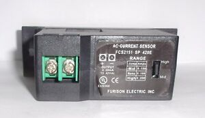 Furison Electric Ac Current Sensor Fcs2151 Sp 420e Scx 420200 New No Box