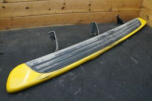 Right Passenger Side Step Running Board Yellow 79 Oem Chevy Ssr 2003 06 note