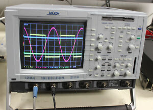 Lecroy Lc584al 4 Channel 1ghz Oscilloscope