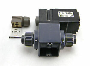 New Burkert 069118g Solenoid Valve For Aggress medium 0 8bar 220v 50 60hz16w