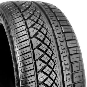 Continental Extremecontact Dws Tuned 225 40zr19 93y Take Off Tire 012305