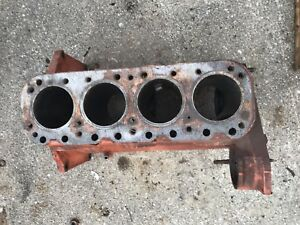 Allis Chalmers B C Tractor Ac 1945 Engine Block