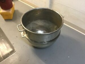 80 Quart Mixing Bowl For Hobart Mixers