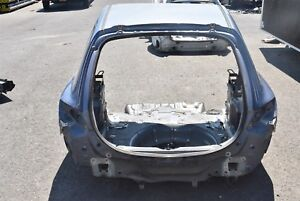 2007 2009 Mazdaspeed3 Rear End Cut Quarter Panel Left Right Speed 3 Ms3 07 09