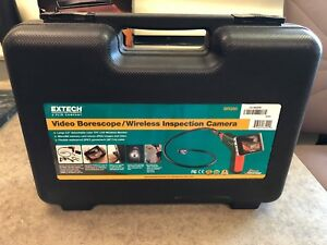 New Extech Br200 Video Borescope wireless Inspection Camera free Shipping