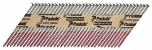 Paslode Framing Nail 3 In Pk2500 Low Carbon Steel Brite Us32 650830